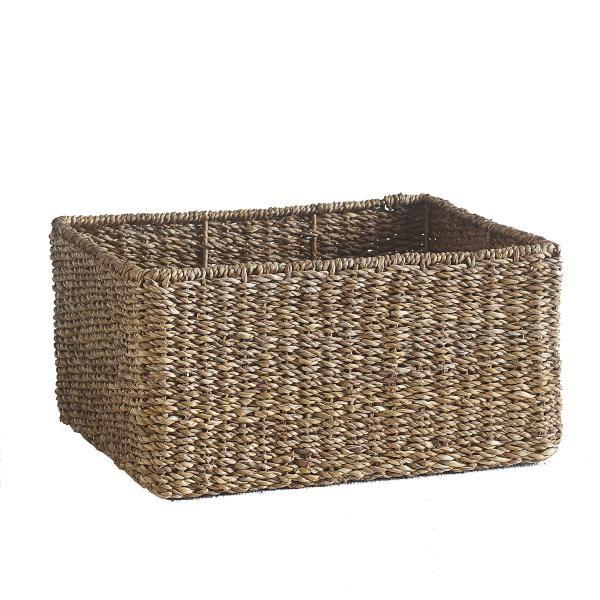 Great Seagrass Storage Basket