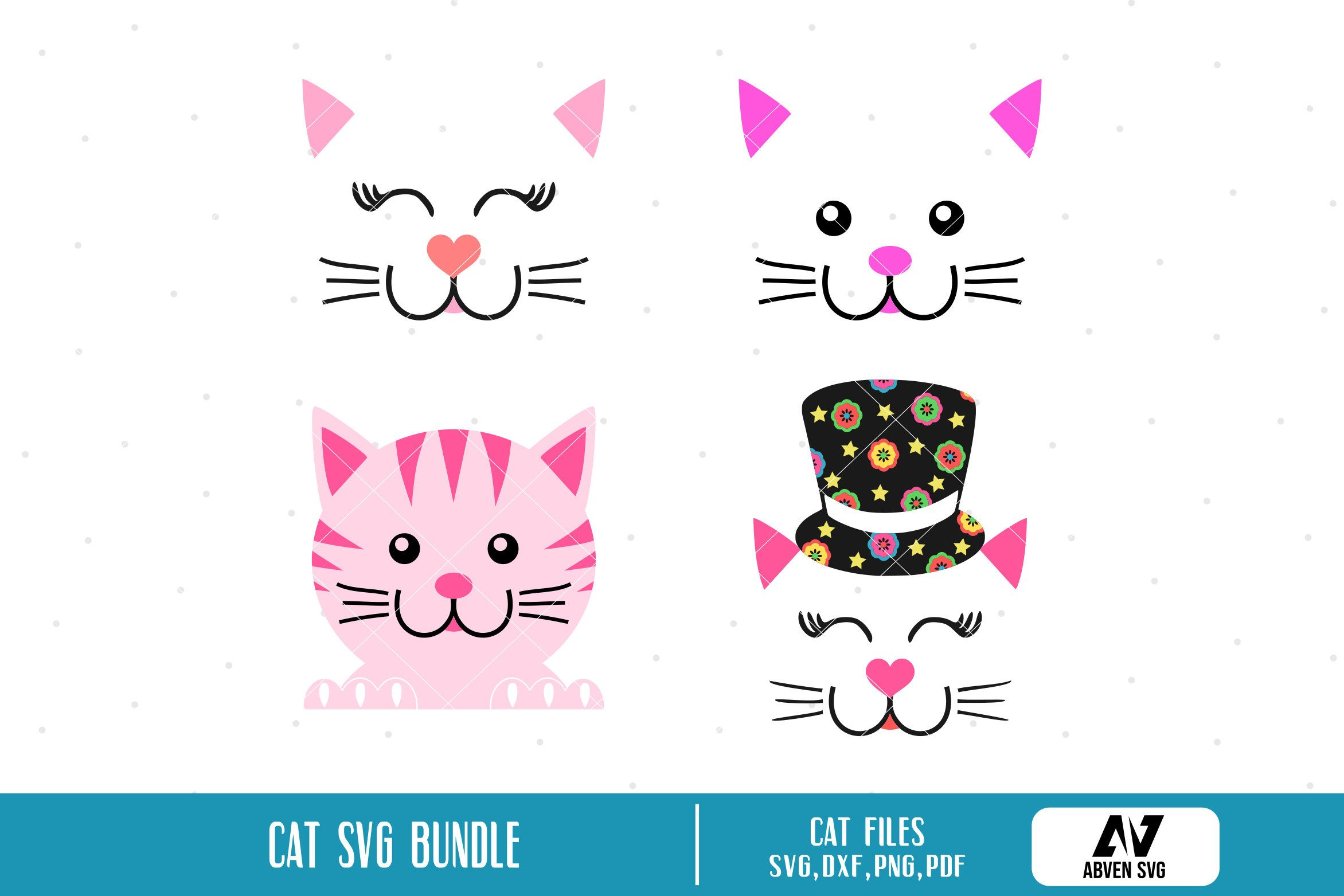 Cat Svg Cat Clip Art Cat Face Svg Cat Graphics Cat Prints Etsy In 2020 Cat Vector Cat Print Clip Art