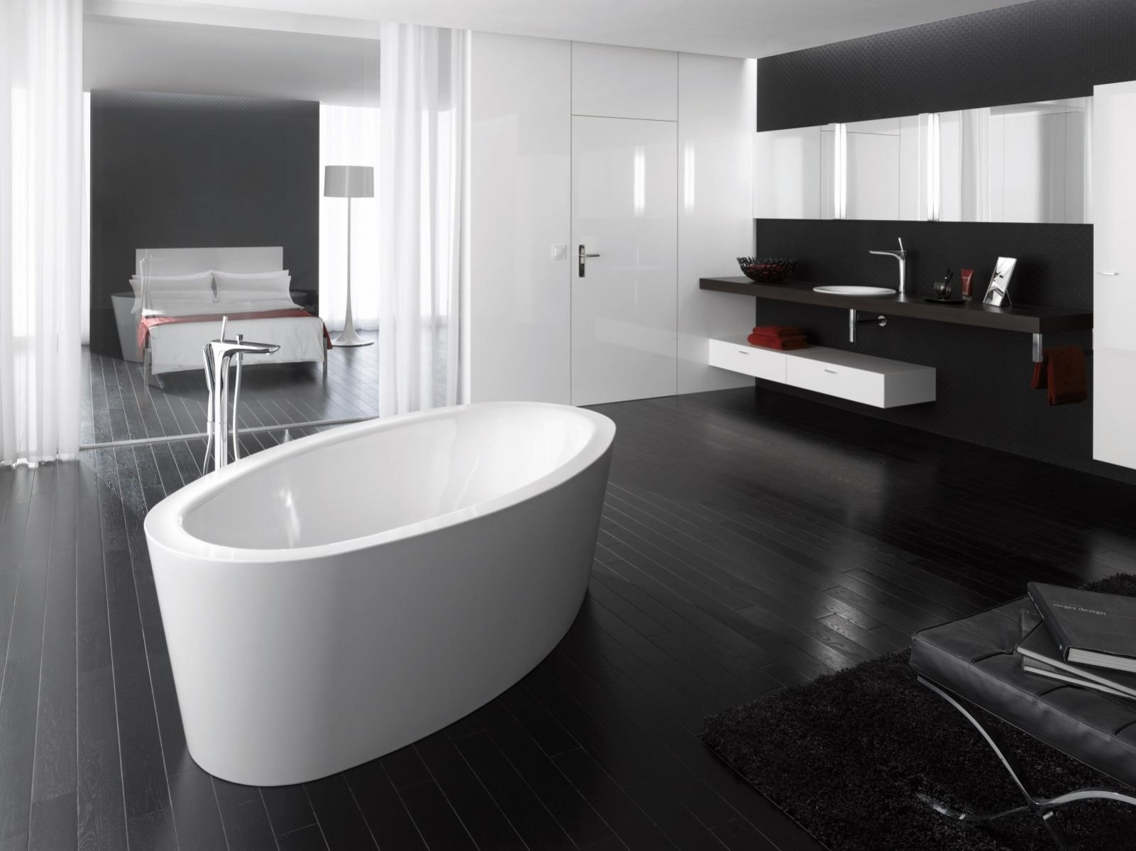 oval badewanne freistehende ovalbadewanne mit konischer fugenlos angeformter stahl email. Black Bedroom Furniture Sets. Home Design Ideas