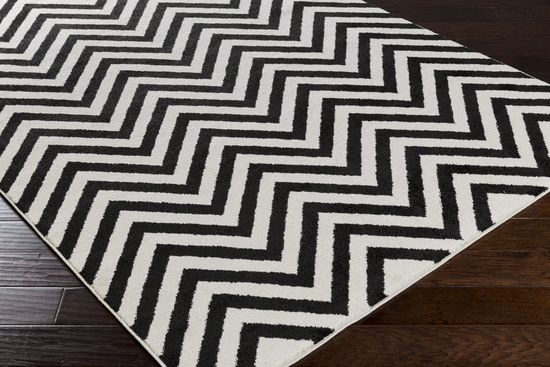 Surya Horizon Hrz 1031 Charcoal Ivory Closeout Area Rug Rugs A Bound Rugs Area Rugs Rugs On Carpet