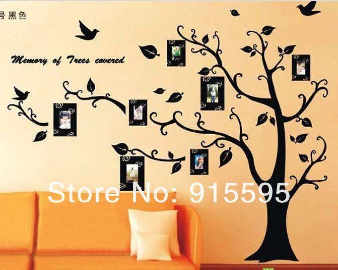 murales para pared de arboles - Buscar con Google decoracion