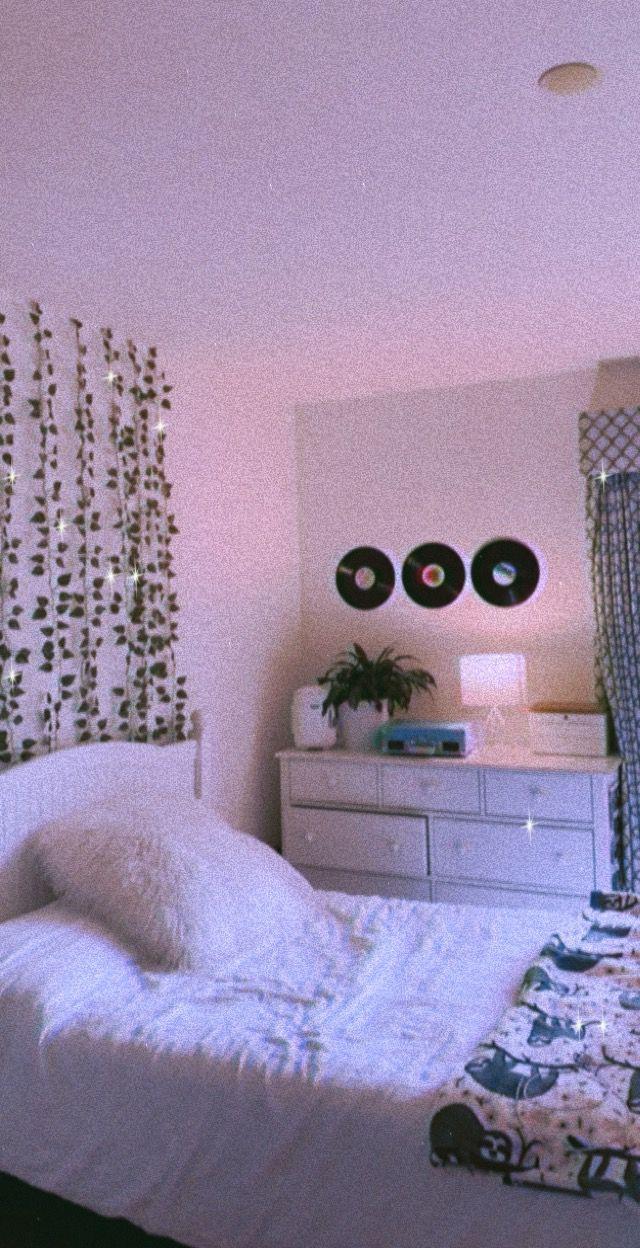 Aesthetic Room In 2020 Indie Room Neon Room Aesthetic Bedroom