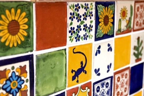 Carrelage mexicain kids rugs decor tiles Carrelage mexicain