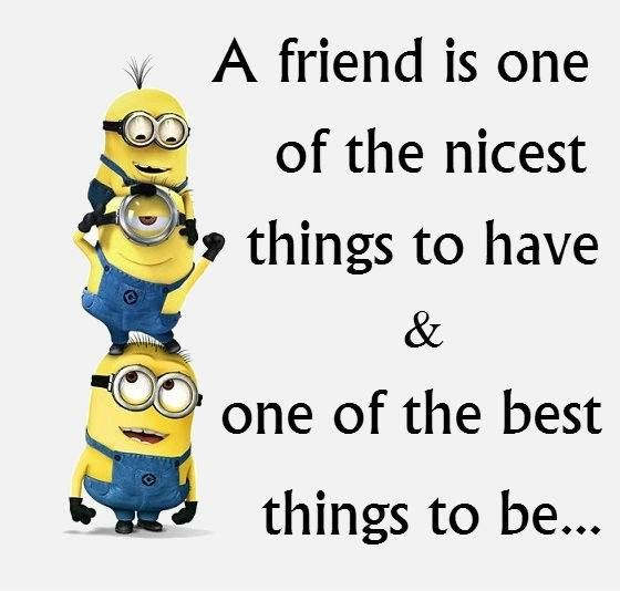 Funny Friendship Day Quotes: Know The True Meaning Of Friendship By Minions (9 Photos