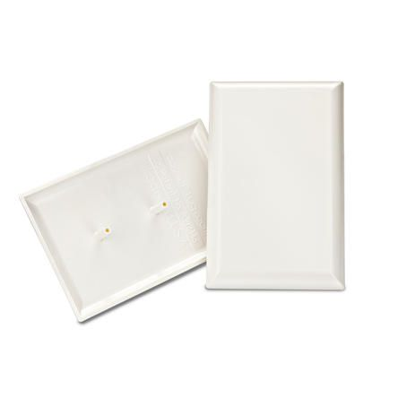 Coverplug COVERPLUG 2 Pack Paintable Electrical Outlet Cover 4
