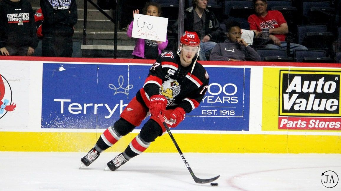 AHL Central News The Long Grind Begins Red wings