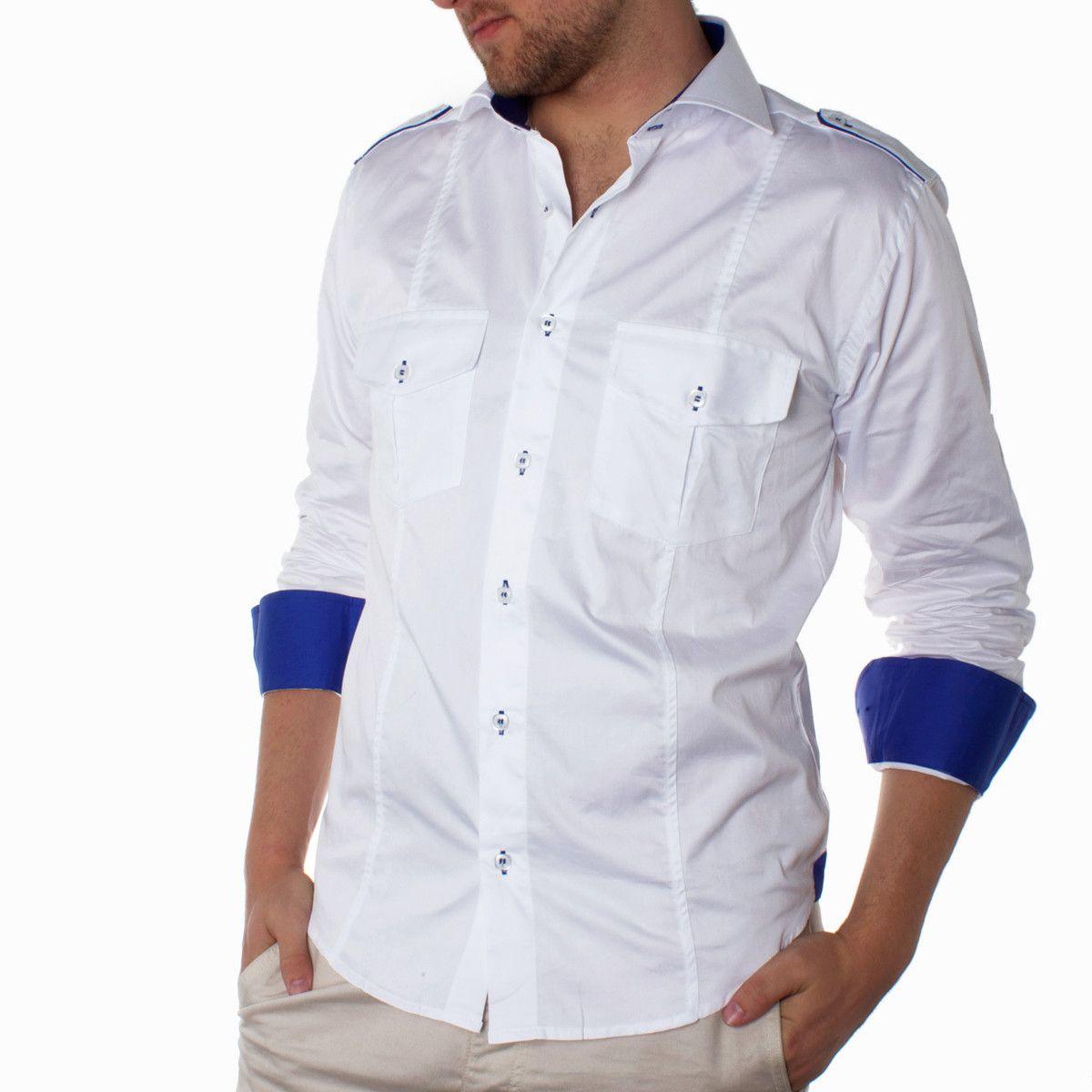 Fab.com | Bespoke 41 Shirt White