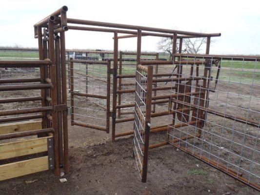 Slaves Livestock Pens