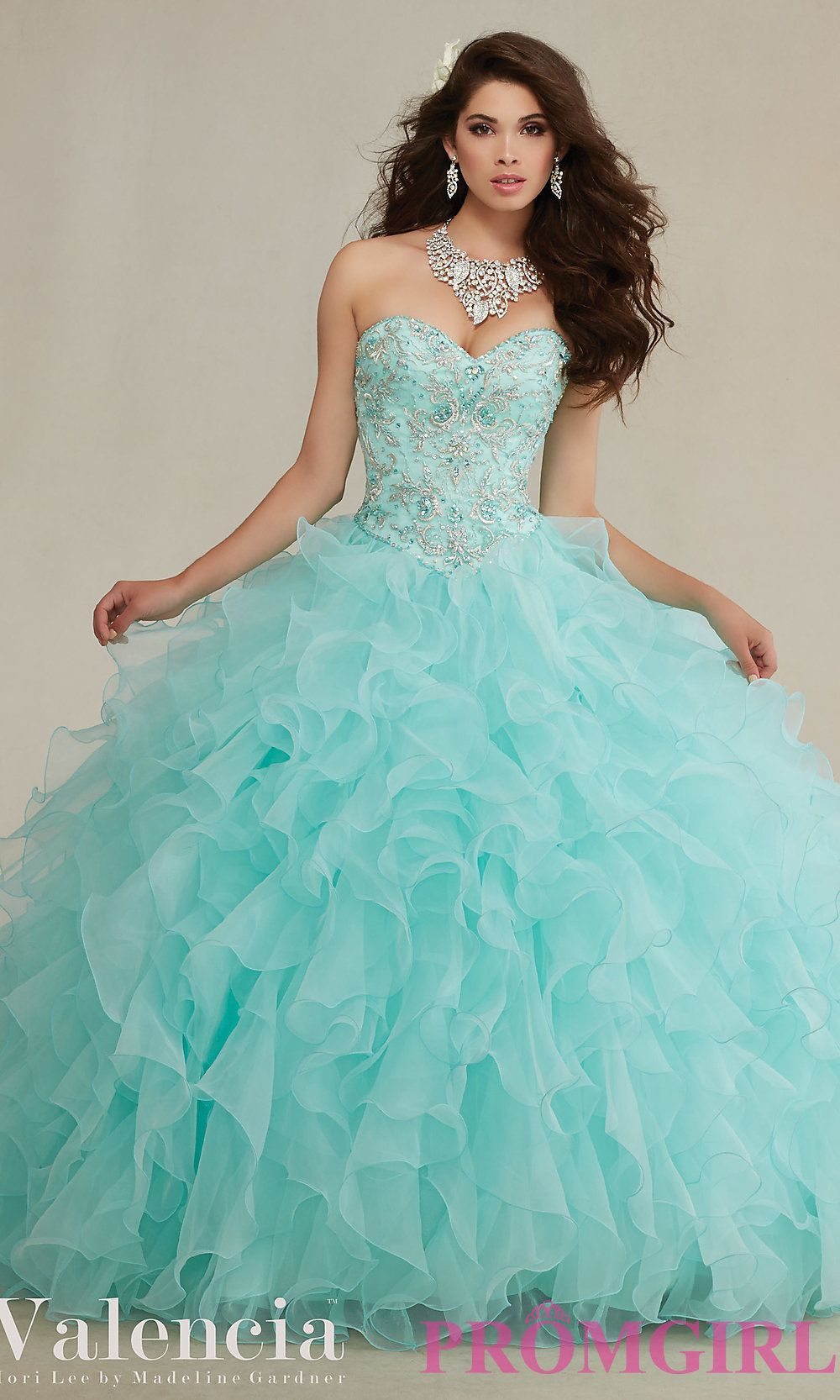 Style: ML-89082 Front Image | Bella Beautiful Princess Gowns ...
