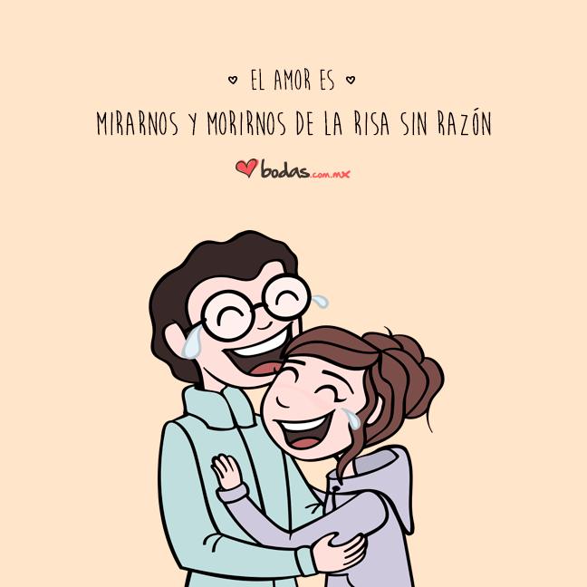 El Amor Esmirarnos Y Morir De La Risa Sin Razón 3