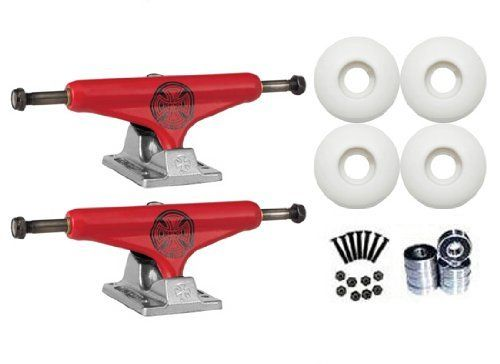 Independent Silver 139Mm Truck 8.0 Package Skateboard