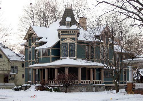 Heritage Hill Grand Rapids Michigan Victorian Homes Historic Homes Beautiful Homes