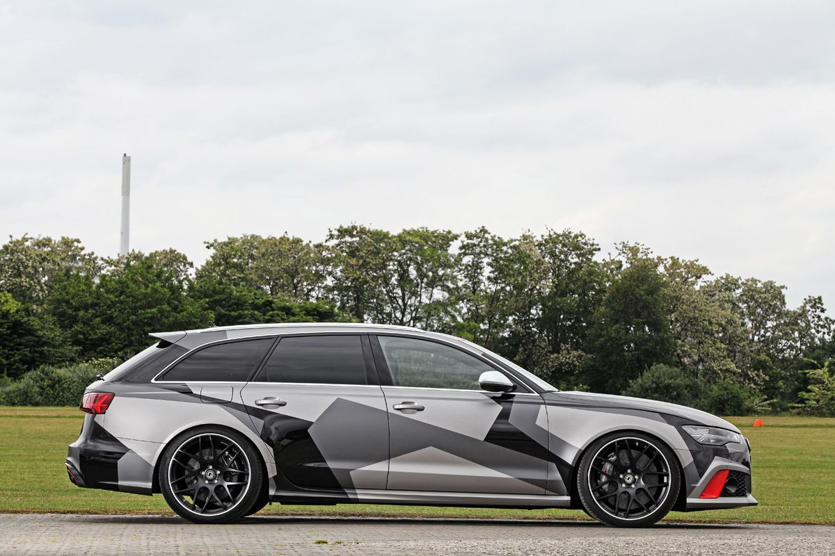 Schmidt Revolution Has Some Fun With The Audi Rs 6 Avant Audi Rs6 Audi Audi Rs