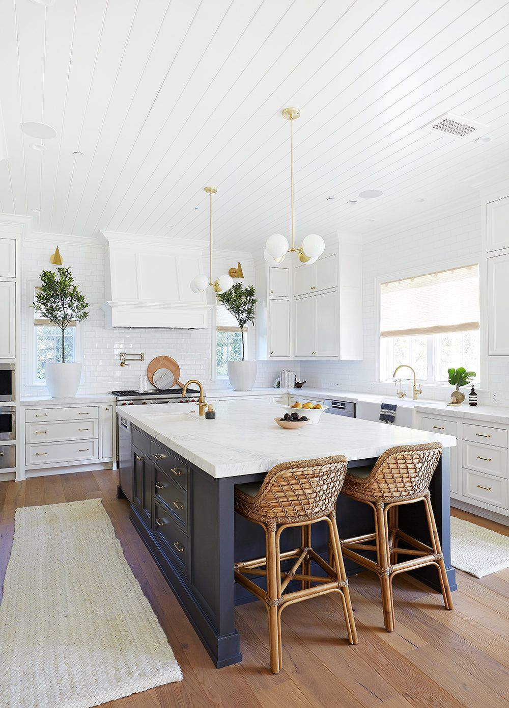 Best Brentwood Project — Pure Salt Interiors Kitchen Style 400 x 300
