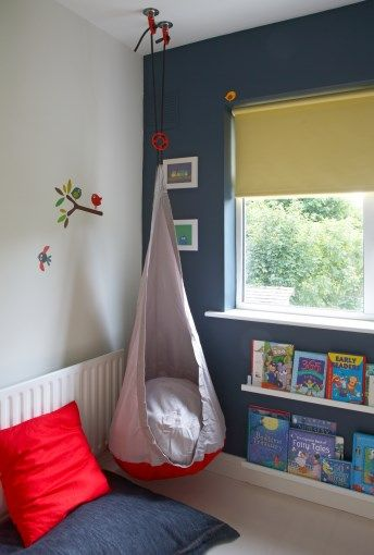 Reading Corner Little Boys Bedroom For Episode 3 Of The Design