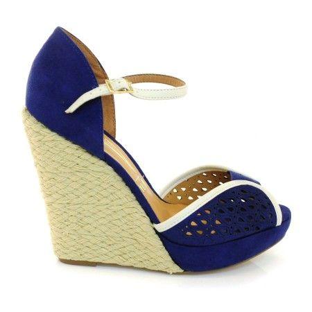 79d42290f Sandália Anabela Feminina Vizzano - Imagem 2 | shoes | Anabela ...