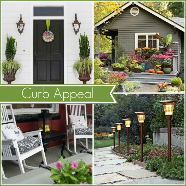 Curb Appeal Ideas: Outdoor Living, Decks And Curbappeal