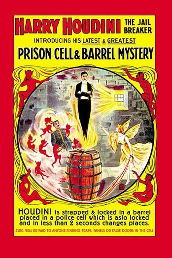 houdini the career of ehrich weiss