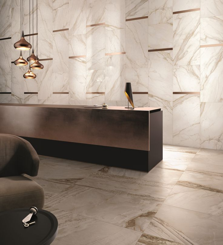 Wall/floor tiles with marble effect SUPREME by Flaviker Contemporary ...