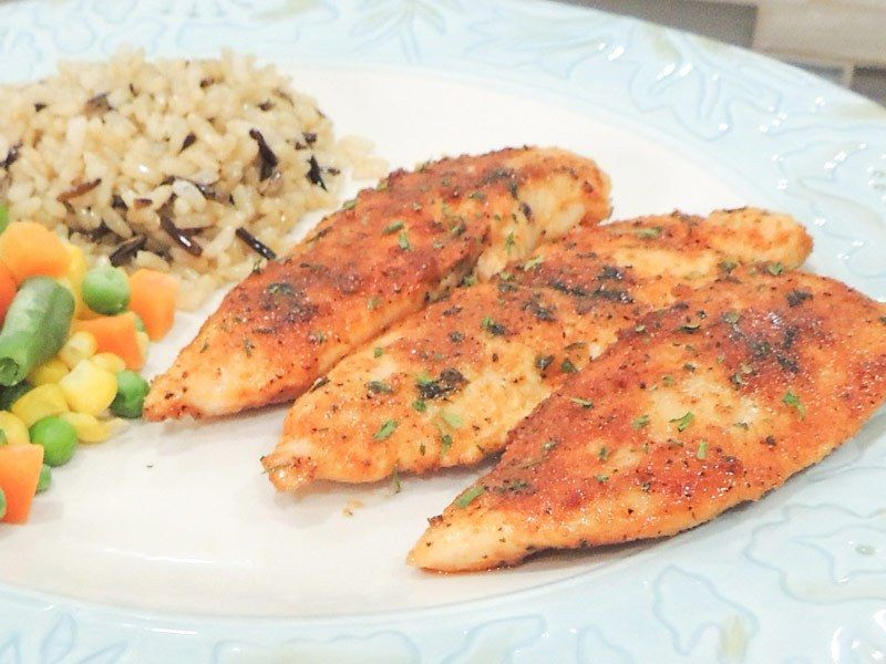 Sweet And Spicy Chicken As Reviewed By Mustorbustrecipes Is A