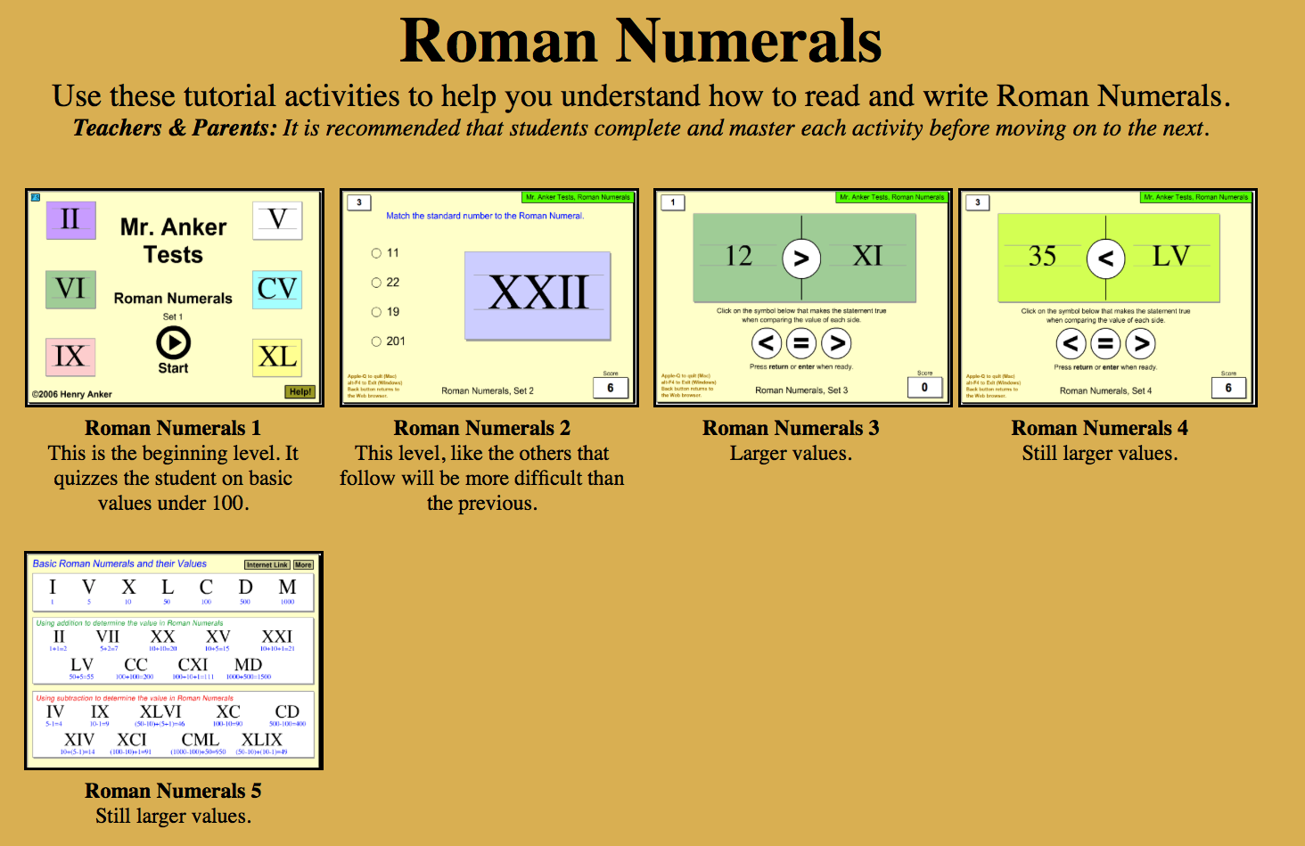 Pin By Miss Penny Maths On Roman Numerals