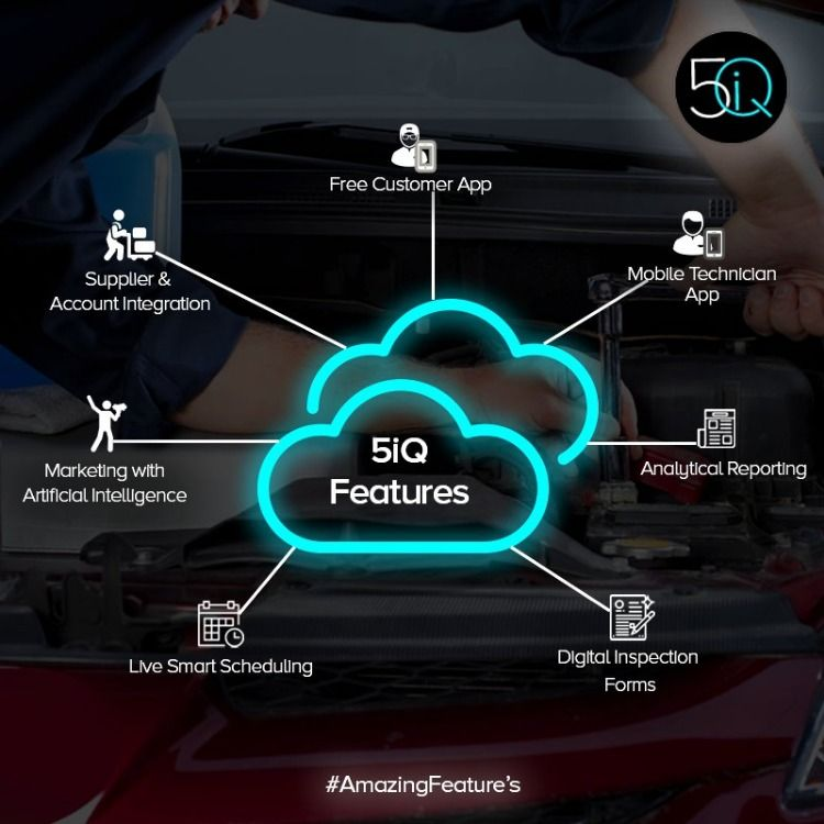 Are You Looking For The Best Garage Management Software Then 5iq