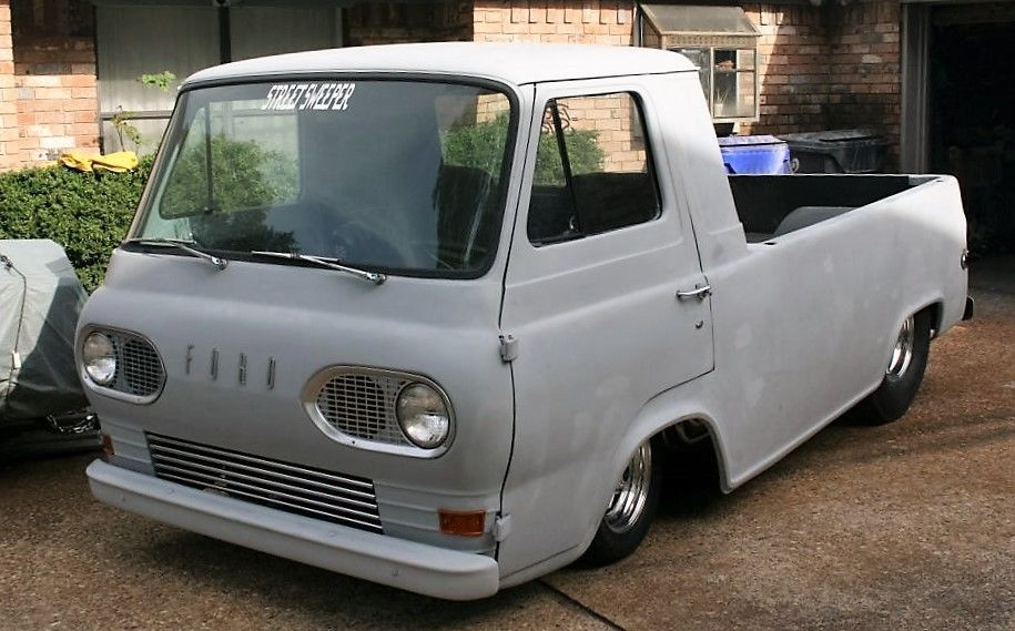 For Sale Pro Street 1963 Econoline With A Mid Engine Bbc V8 With