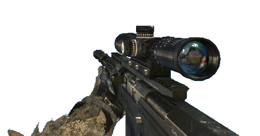 As50 Mw3 Png Call Of Duty Guns Png