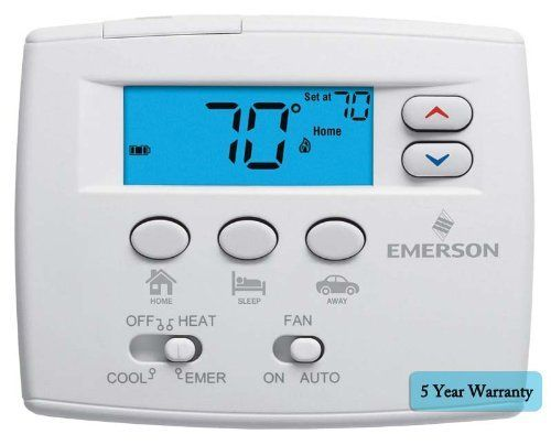 White Rogers 1f89ez 0251 Non Programmable Thermostat By White