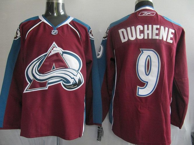 cheap for discount 6a57d bcda8 Cheap NHL Colorado Avalanche Jersey (46) (31909) Wholesale ...