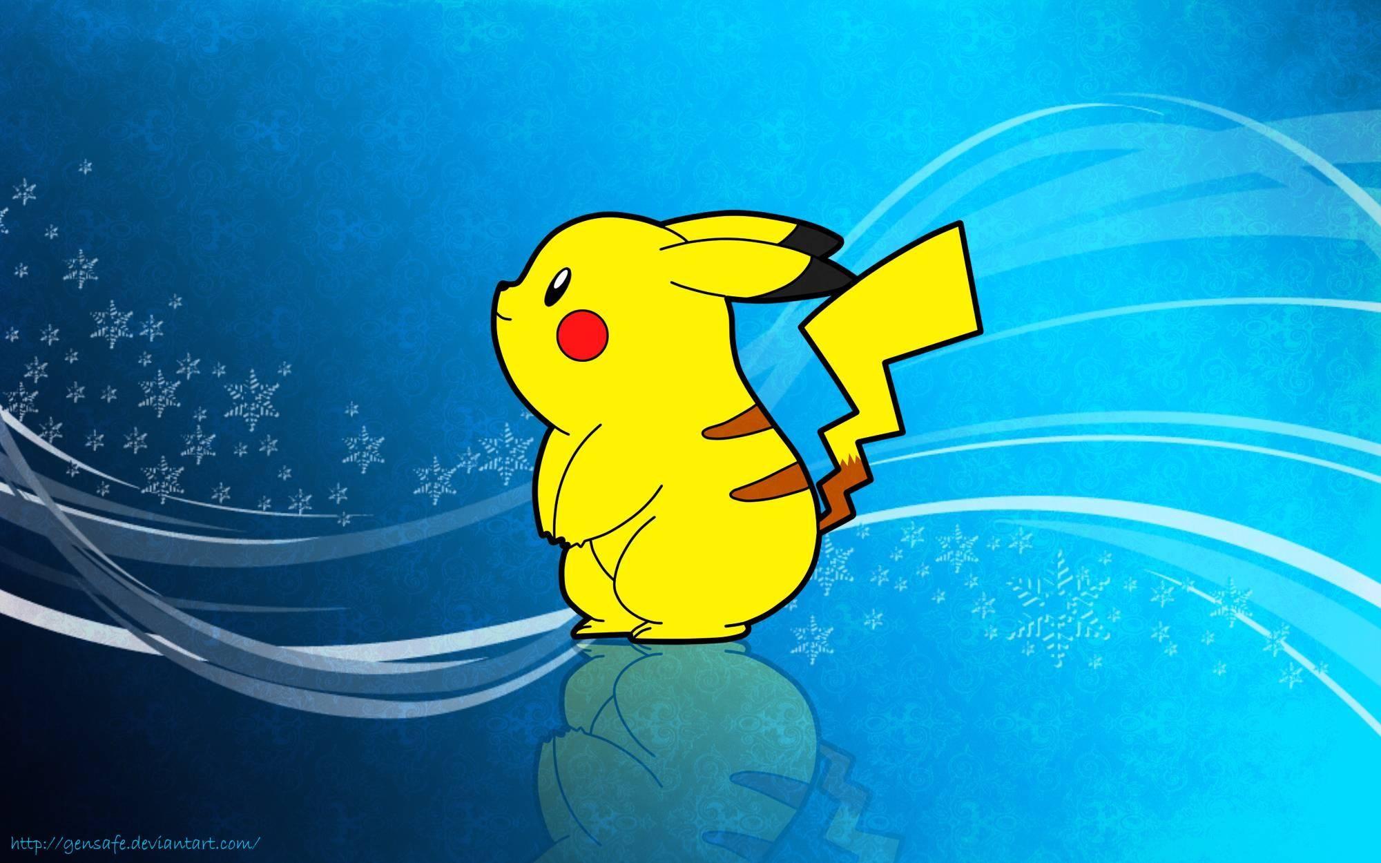 pokemon wallpaper pikachu download free