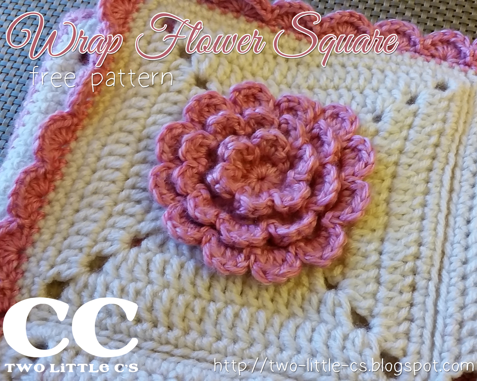 Wrap flower square free crochet pattern squares pinterest wrap flower square free crochet pattern bankloansurffo Image collections
