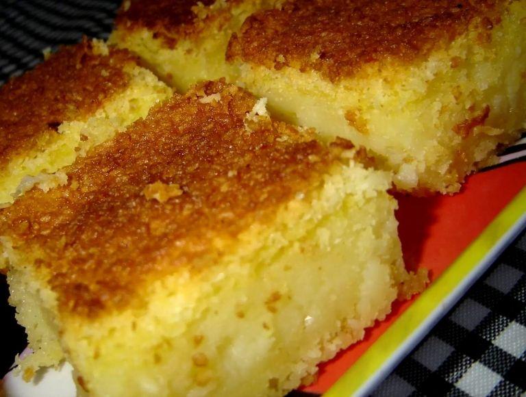 Bolo De Milho Cremoso No Liquidificador Receita Tradicional Com