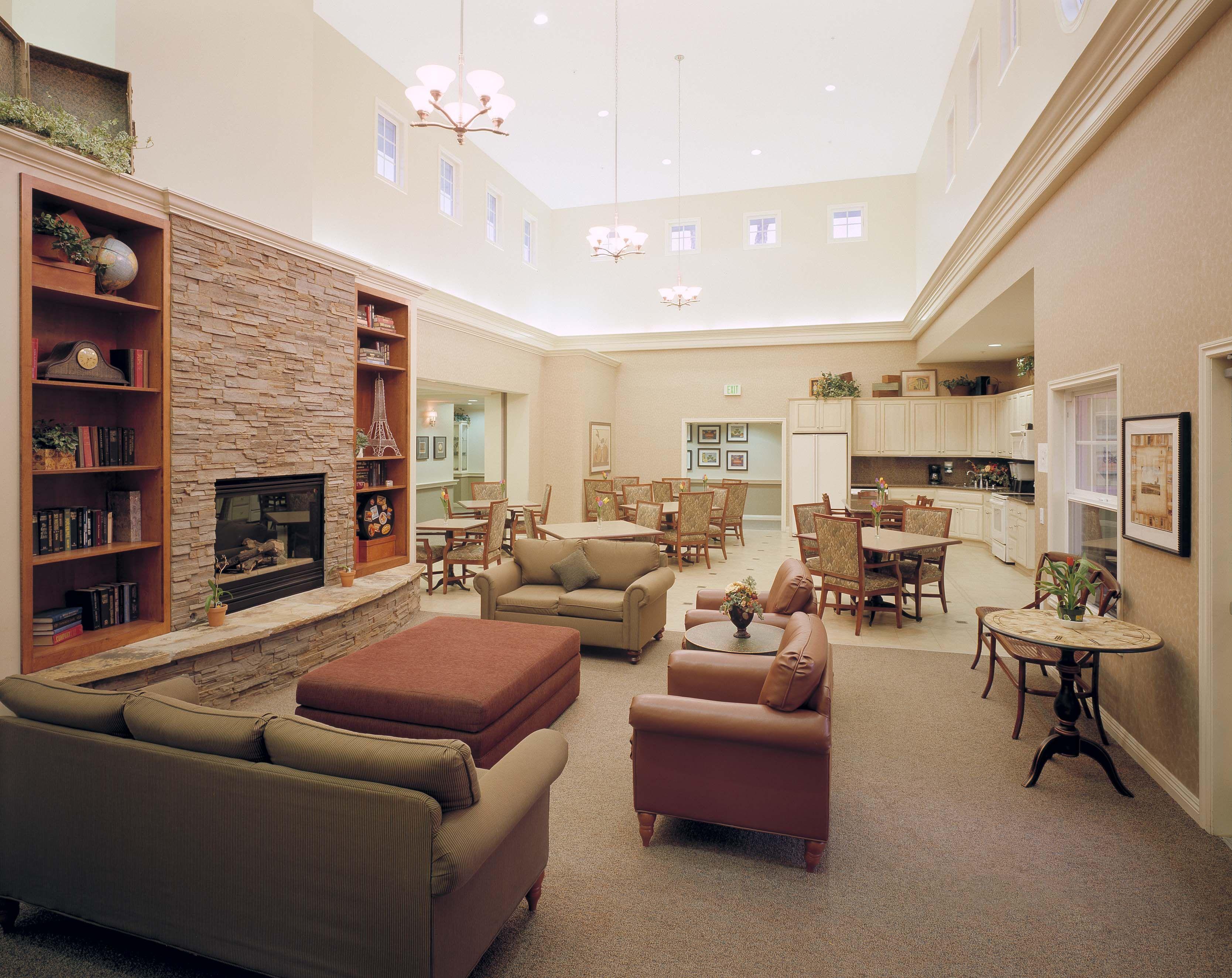 Memory Care Facility Architecture Design Projects Architect Architecture Design Assisted Living