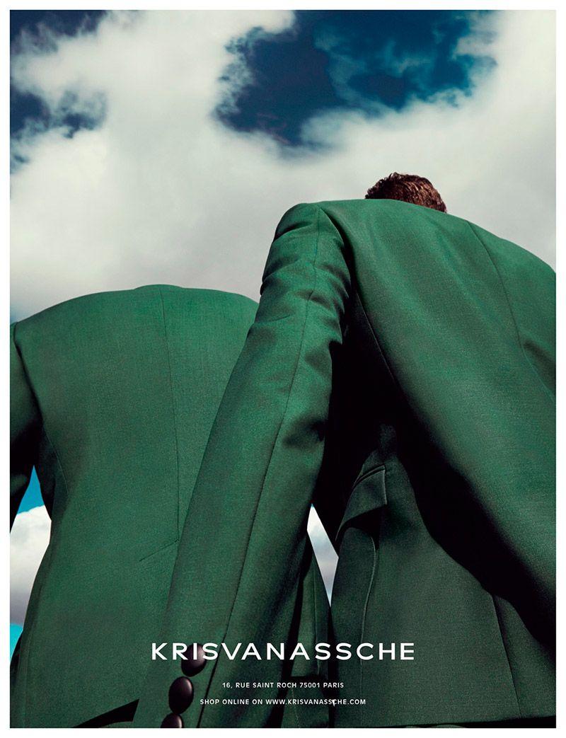 #Menswear #Trends KRISVANASSCHE Spring Summer - Primavera Verano #Tendencias #Moda Hombre... F.Y!