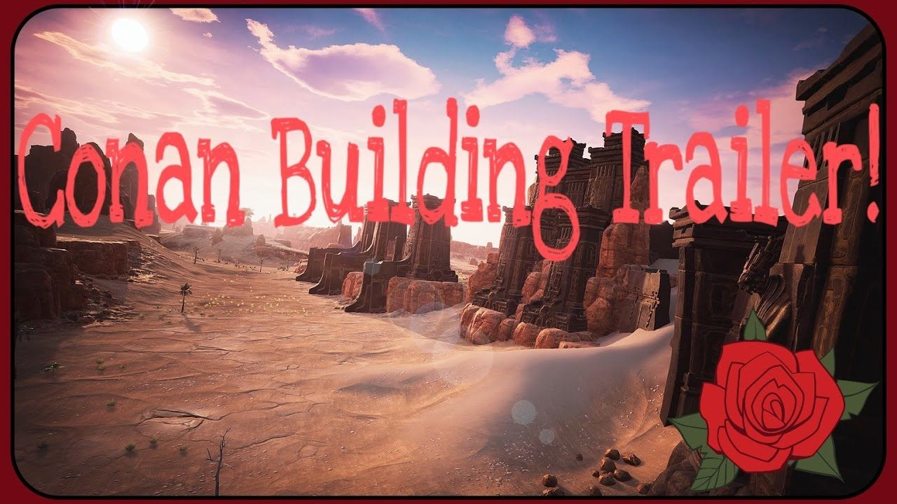 Conan Exiles Building Trailer! For More Information... >>> http://bit.ly/29otcOB <<< ------- #gaming #games #gamer #videogames #videogame #anime #video #Funny #xbox #nintendo #TVGM #surprise #gamergirl #gamers #gamerguy #instagamer #girlgamer #bhombingamerica #pcgamer #gamerlife #gamergirls #xboxgamer #girlgamer #gtav