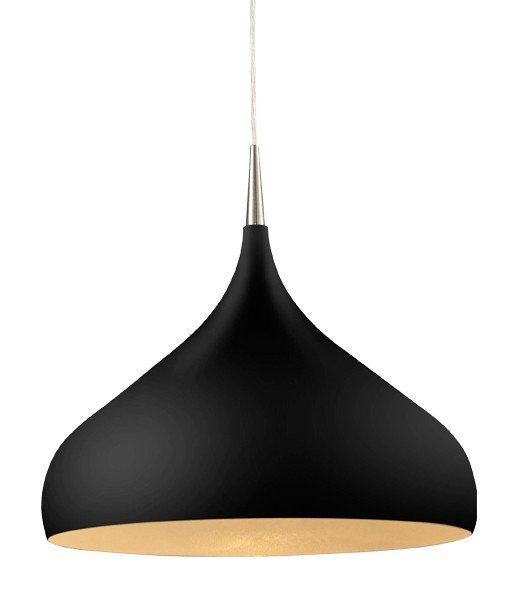 Pendant light dome shape in 41cm zara cla lighting golights com au