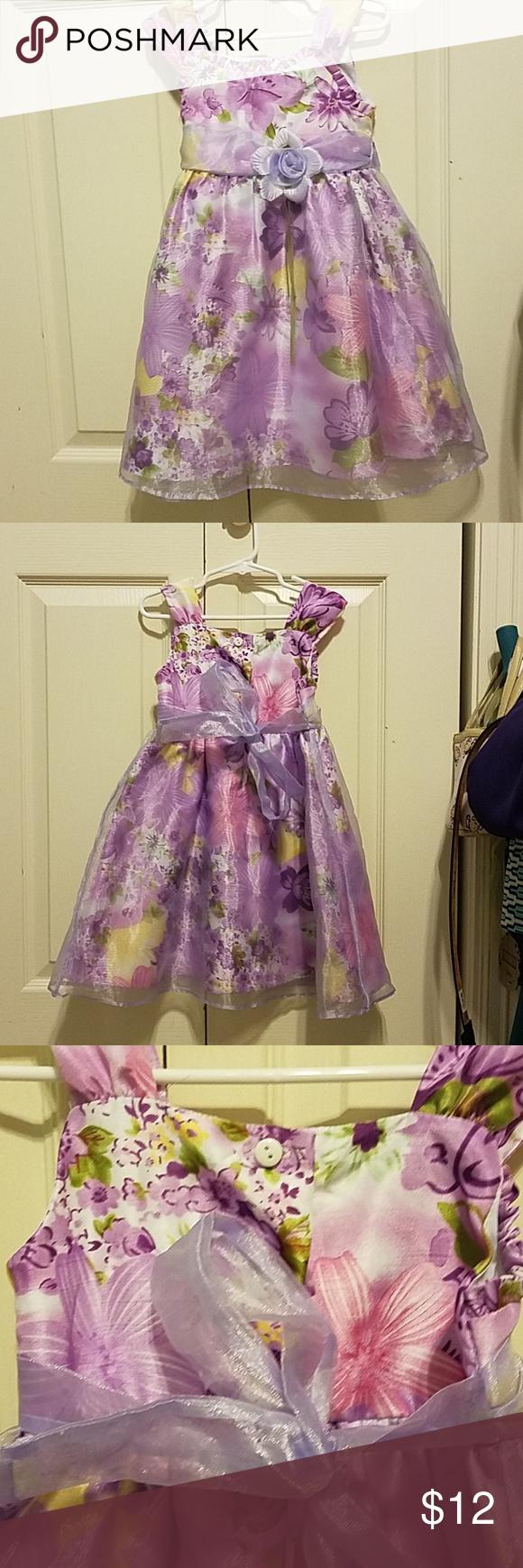 4t Purple Dress Purple Dress Dresses Clothes Design [ 1740 x 580 Pixel ]