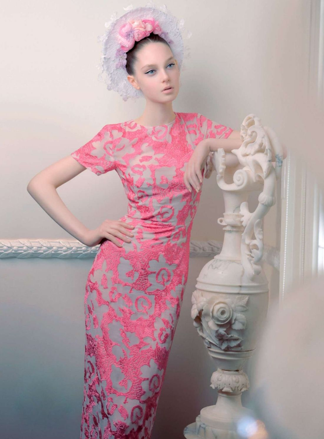 Couture Pink-MAISON Kiss Kiss LONDON | pink | Pinterest