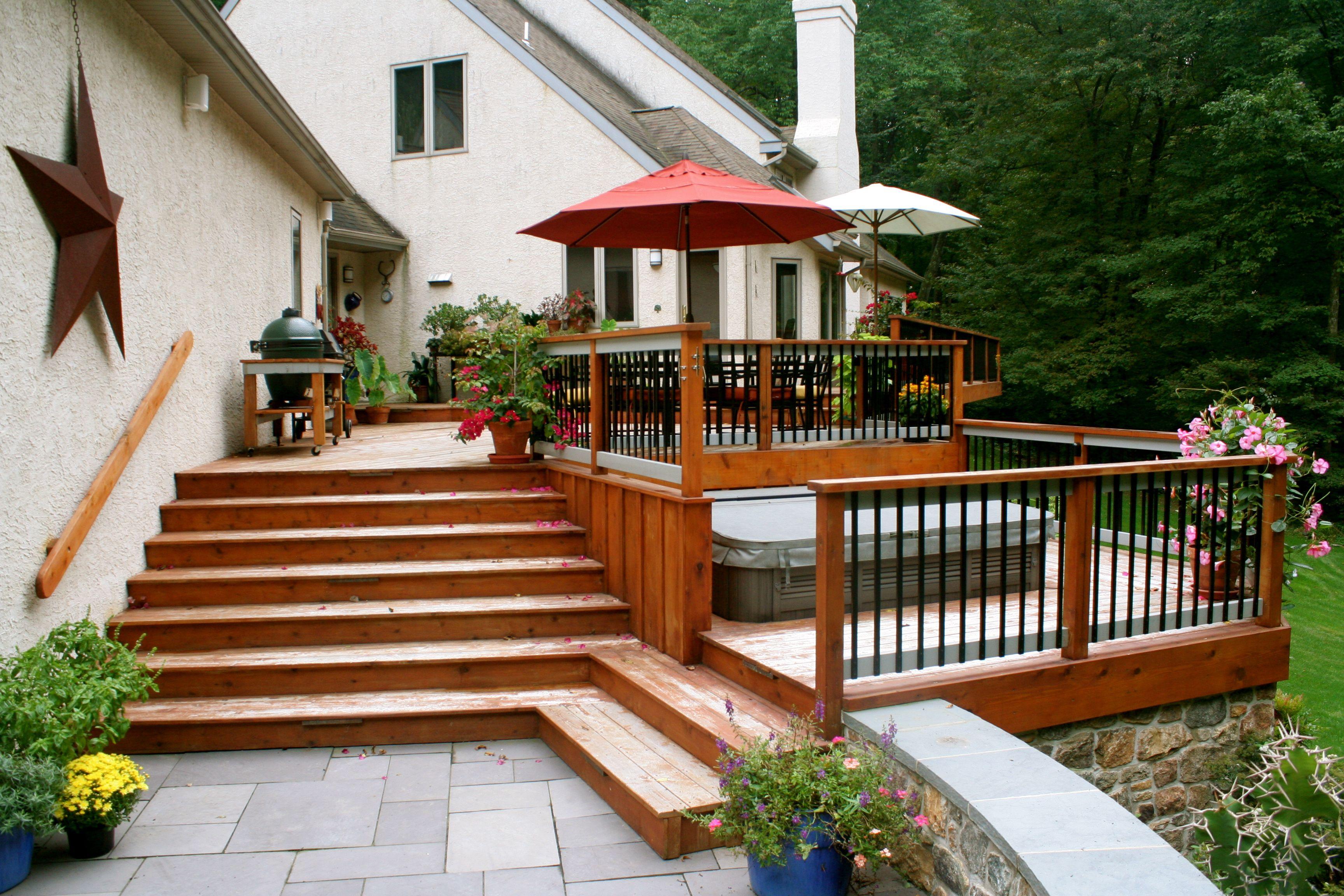 Great Deck And Landscape Design Austin