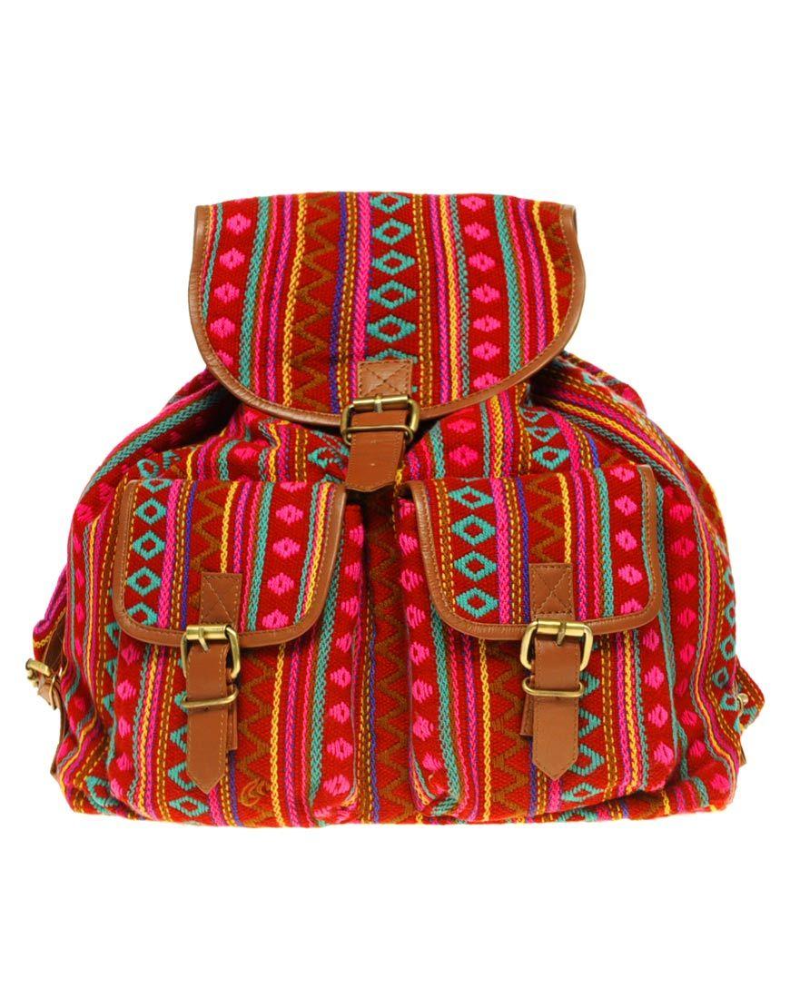 3521db423f7a5 Aztec Backpacks