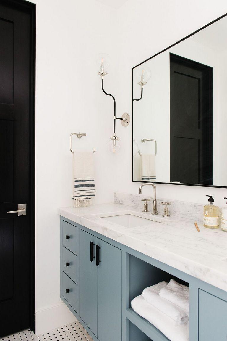 ✔88 Small Toilet Refurbishment Design Ideas That Are Comfortable To Use 83