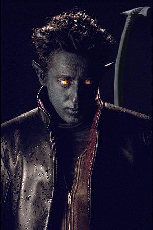 nightcrawler x-men | ... of makeup to transform into the German speaking mutant Nightcrawler