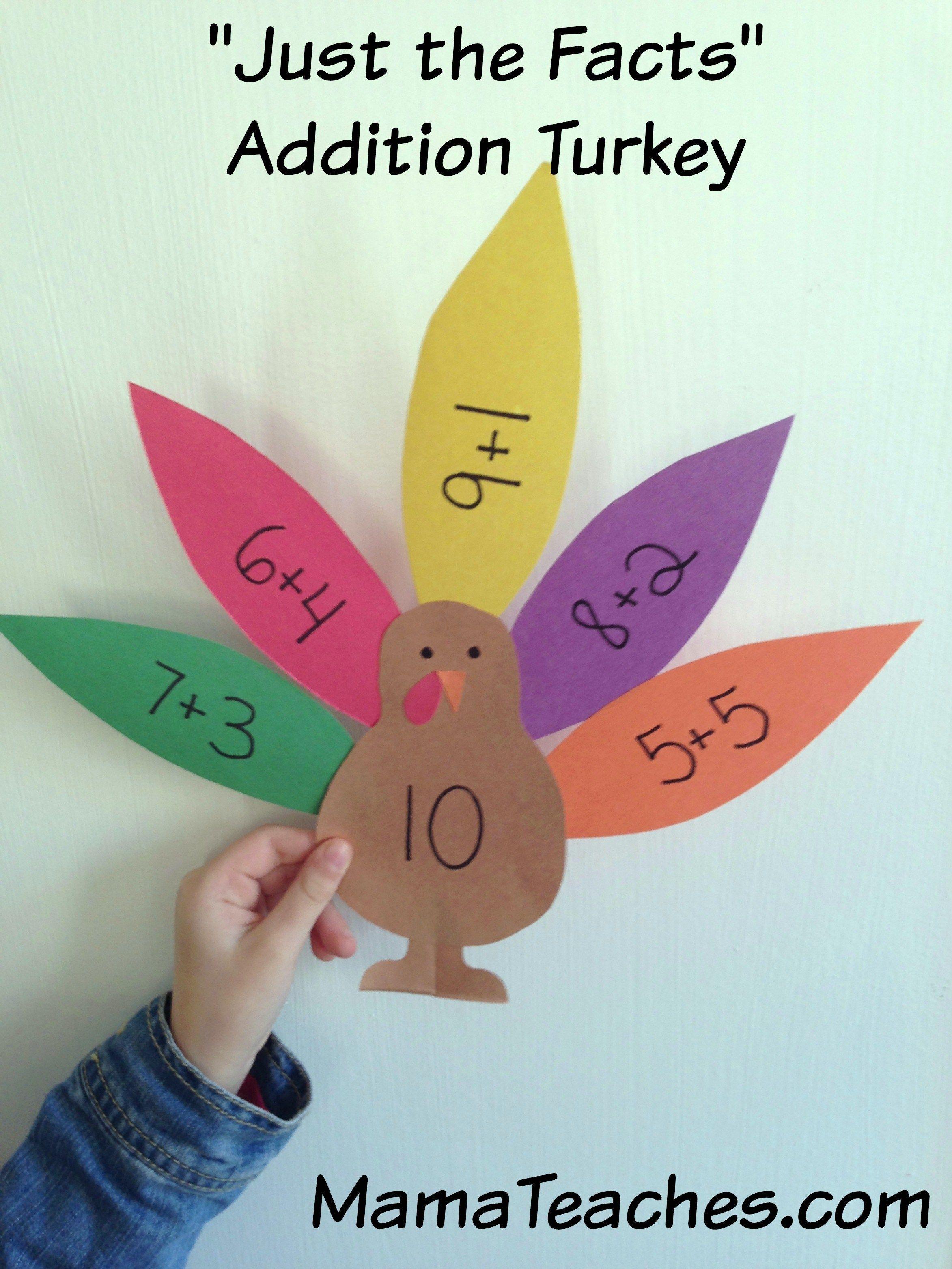 4 Educational Turkey Craft Activities