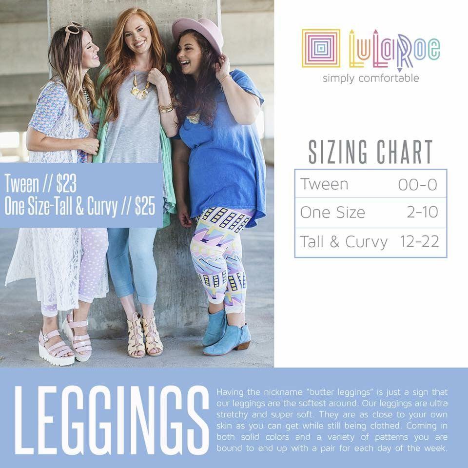 d0280cea8c20a4 Pin by Heidi Holyfield on LLR Album Covers | Lularoe leggings size ...