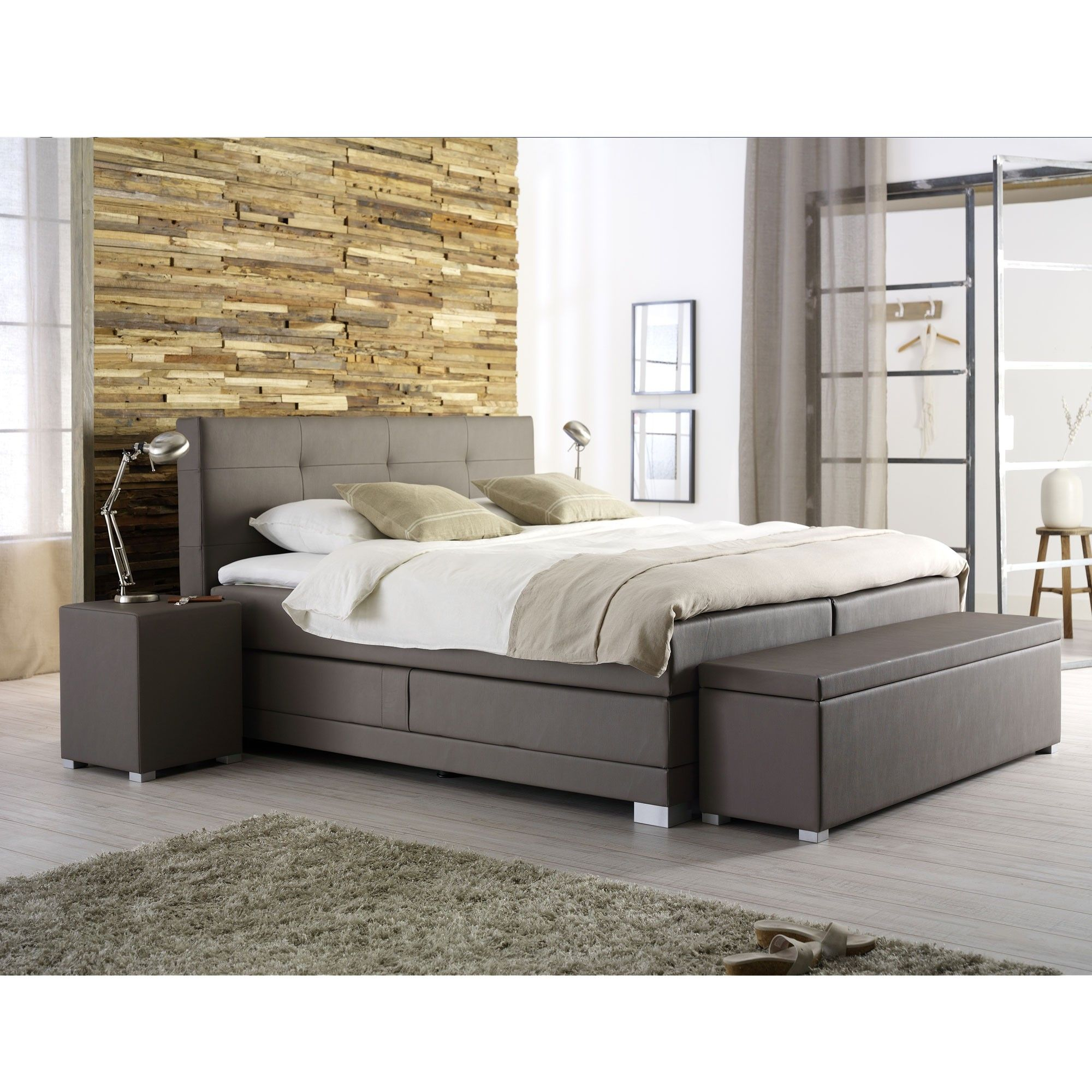 Smart 20 Brisbane boxspring Bedden Eastborn
