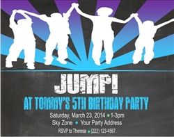 Personalized Childrens Birthday Invitations