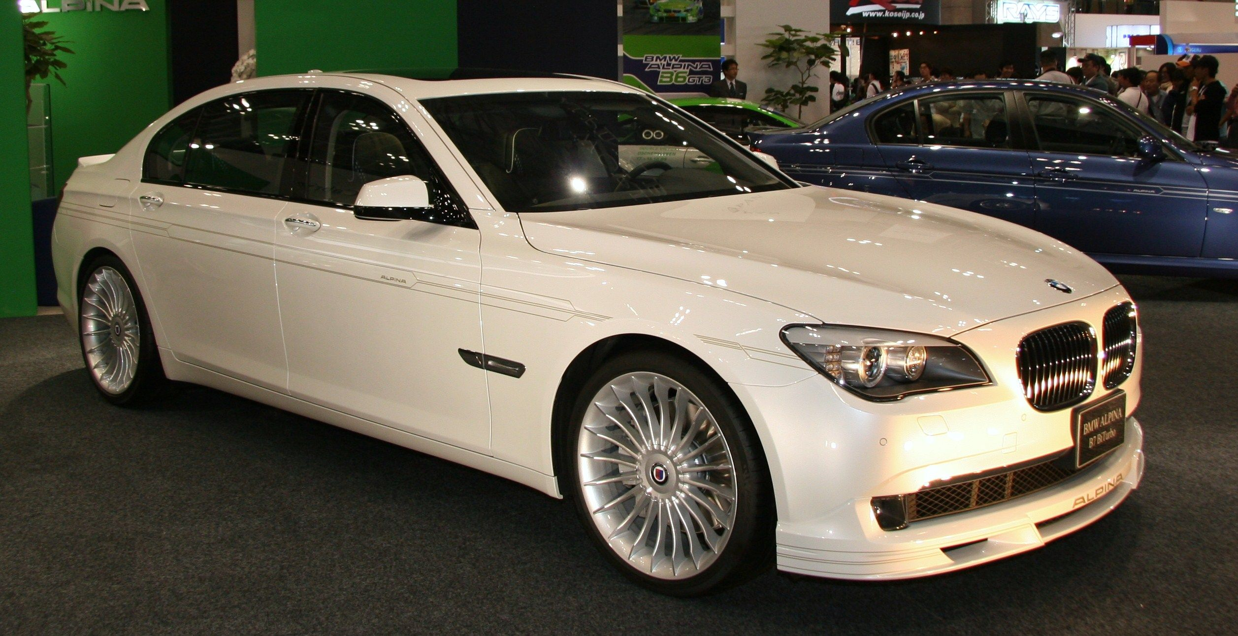 My Dream Car - The BMW Alpina B7 | Attraction Adventures | Pinterest ...