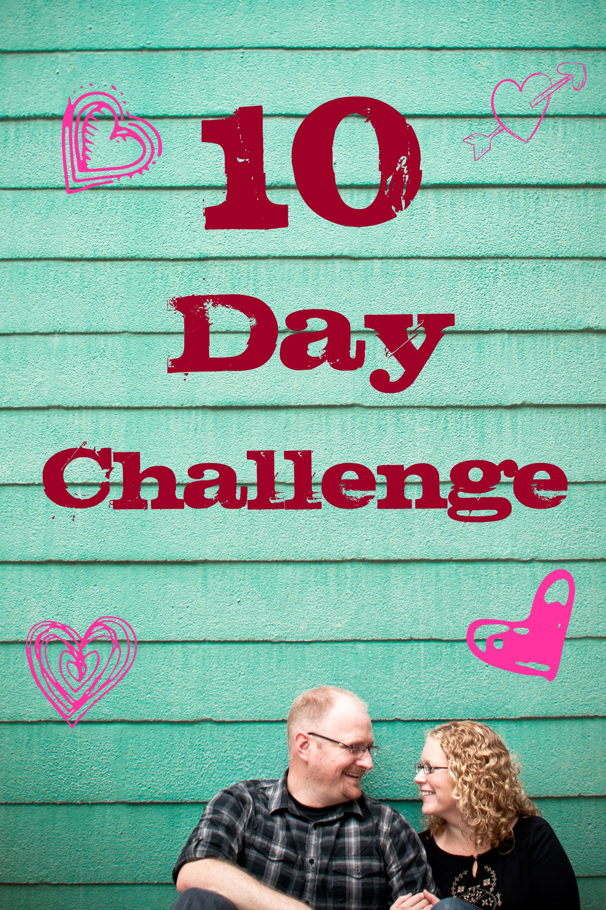 10 Day Challenge  10 Day Challenge, Marriage Romance -2371