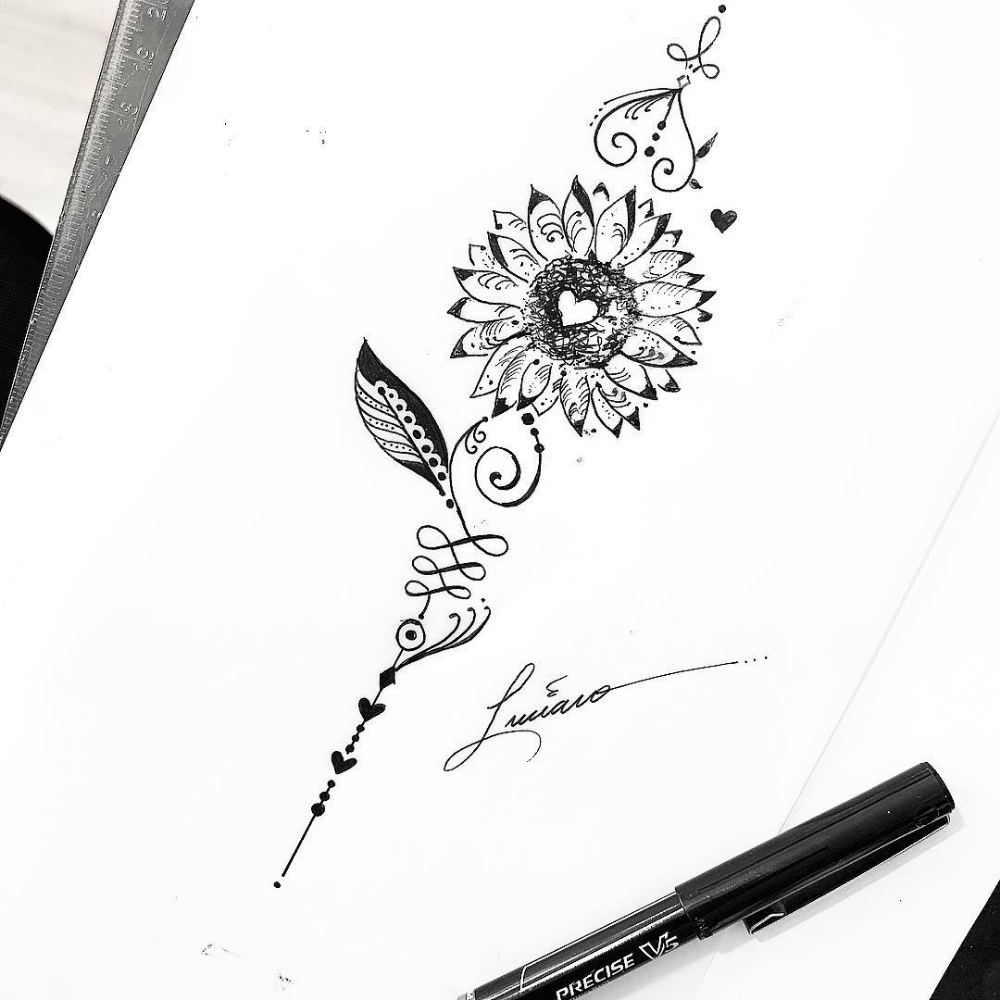 30 Most Popular Hand Drawing Tattoos In 2019 Koees Blog Geometric Tattoo Tattoo Designs Tattoo Drawings